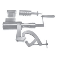 Bone Mill and Table Clamp - complete set